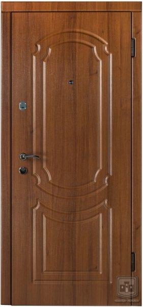 Фото 2 Вхідні металеві двері, Колекція Оптіма 330818