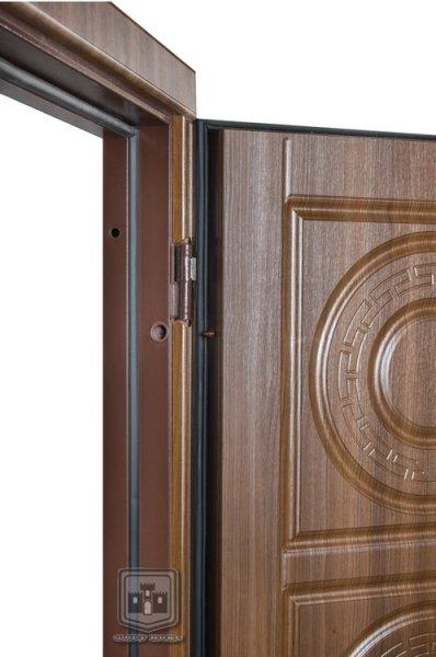 Фото 3 Вхідні металеві двері колекція Стандарт 330826