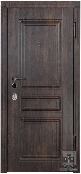Фото 1 Вхідні металеві двері колекція Престиж 330815