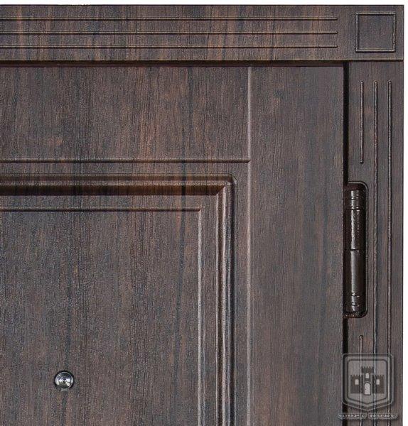 Фото 3 Вхідні металеві двері колекція Престиж 330815