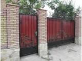 ворота металлические изготовление