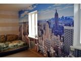 Обои, готовые фрески, индивидуальные фотообои, трафареты, стикеры (наклейки) для стен, полиуретановые багеты, барельефы.