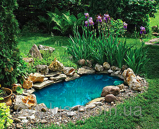 Фото 2 Плівки, покриття, геомембрани, мембрани для ставків, басейнів, покрівлі. 341612