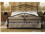 Кровать кованая арт.meb.italy.24