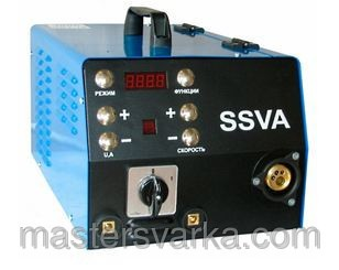 Сварочный инверторный полуавтомат ( ССВА ) SSVA-270-P (380 Вольт ) 4 ролика