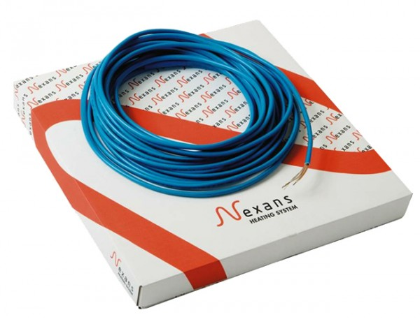 A. POL-EXCEL Теплый пол. Нагревательный кабель NEXANS TXLP/2R, 840/17 Европейское качество!