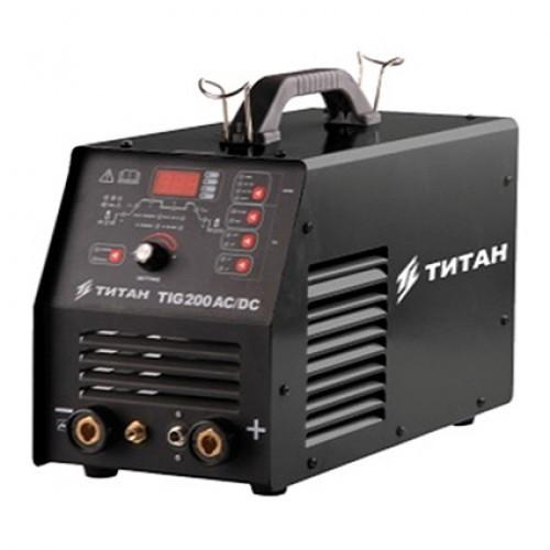 Сварочный инвертор Титан ПАД 200 AC/DC