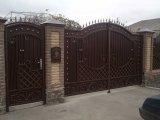 Фото 1 Кованные ворота фото 333384