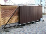 Фото 1 Ворота раздвижные автоматические 333385