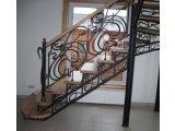 Фото 1 Железные лестницы на второй этаж 333387