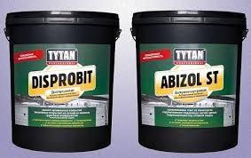 ABISOL -ST- бітумна мастика для гідроізоляції фундаментів і приклеювання пінополістиролу