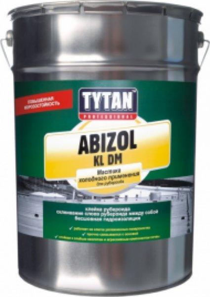 Фото  1 TYTAN Abizol KL DM мастика холодного применения для гидроизоляции зданий и клейки рубероида 1811856