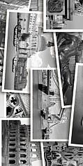 Absolute (Collage) черный(Декор)1 300х600размер, мм (доставка)
