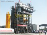 Фото 1 Завод горячего рециклинга асфальта RAP160 (160 т/час) 332371