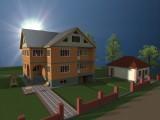 Разработка индивидуальных проектов домов, . Проект 200 грн .