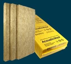Acoustic Wool Concept звукоизоляция минеральная акустическая вата . Сертифицировано УкрСЕПРО