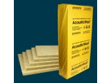 AcousticWool Floor - акустическая мин. вата для изоляции пола и перекрытий от ударного шума.