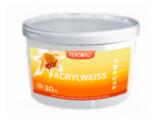 Фото  1 Acrylweiss внутренняя водоэмульсионная краска, 5 л 2038701