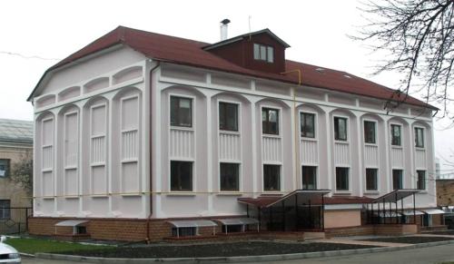 Административные и рекреационные здания Днепропетровск