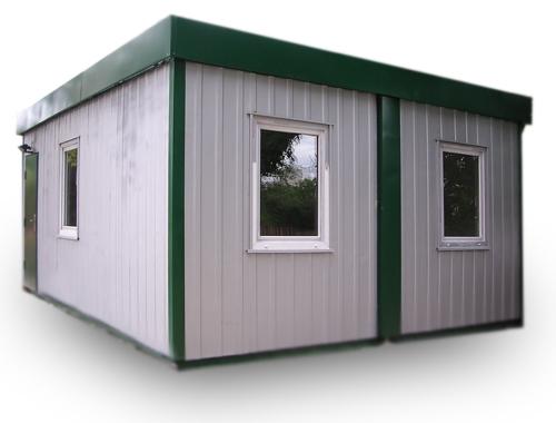 Административно-бытовые модульные здания и сооружения