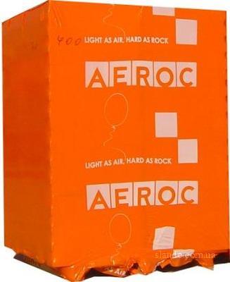 AEROC газоблок. Доставка.