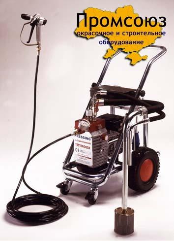 Агрегат окрасочный высокого давления Tecnover TR-5000