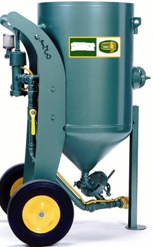 Агрегат пескоструйный 40-400л