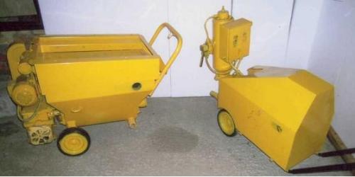 Агрегат штукатурный СО-152 складской