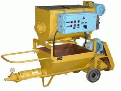 Агрегат штукатурный СО-154