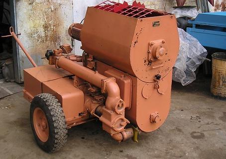 Агрегат штукатурный СО-180