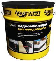 AGUAMAST-ФУНДАМЕНТ бітумна мастика для гідроізоляції підземних частин споруд