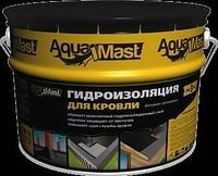 AGUAMAST-КРОВЛЯ резино-бітумна мастика для влаштування і ремонту всіх видів дахів