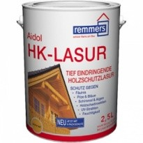 AIDOL HK-LASUR Декоративная лазурь с антисептиком для защиты и отделки древесины снаружи