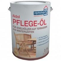 AIDOL PFLEGE-OL Защитное покрытие на основе льняного масла для наружных работ