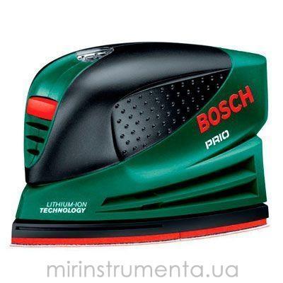 Аккумуляторная шлифмашина Bosch PSM PRIO (0603919720)