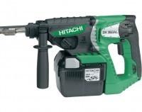 Аккумуляторный перфоратор Hitachi DH24DV