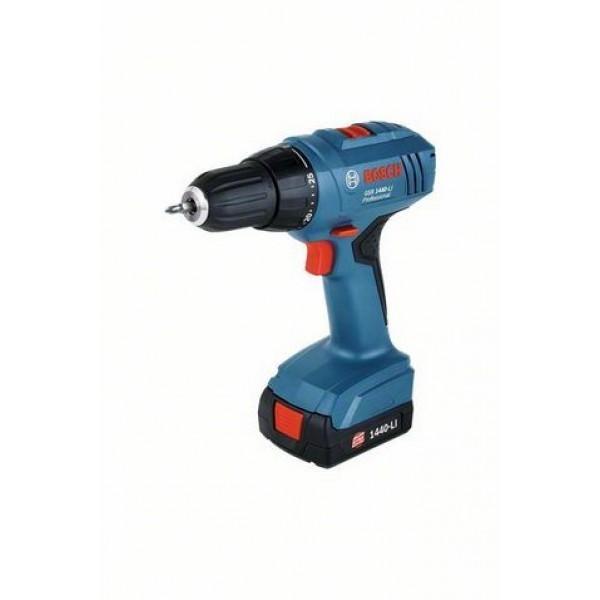 Аккумуляторный шуруповерт Bosch GSR 1440-Li Professional