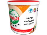 Фото  1 Anserglob краска акриловая фасадная 1807248