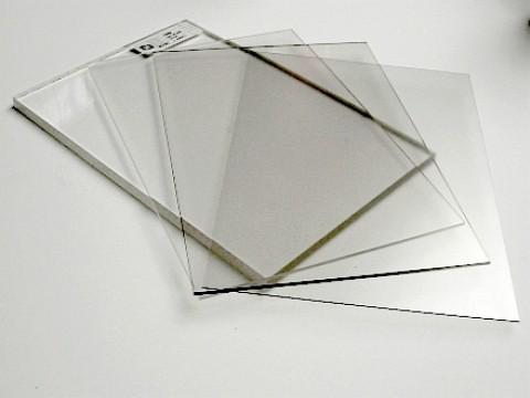 Акрил (оргстекло) прозрачный толщина 4 мм.2,05 х 3,05 м.