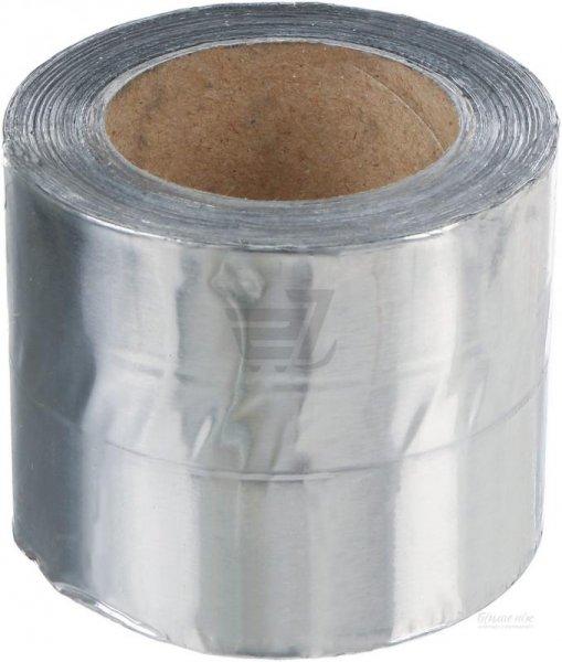 Алюминиевая самоклеющаяся лента Alenor 40мкм