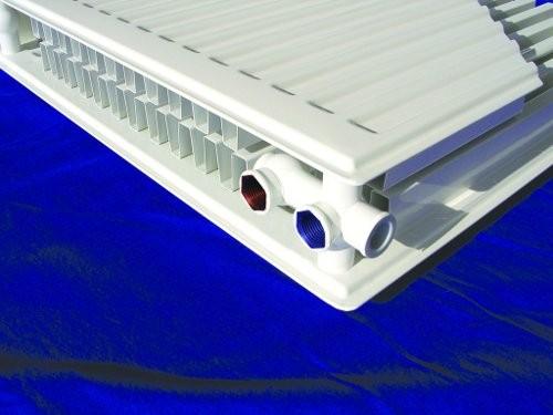 Акция! Радиатор TYPE22 H500 L500, 13,90кг, обогреет 6,1м2, 734Вт за 1161грн. Старая цена - 1613грн.