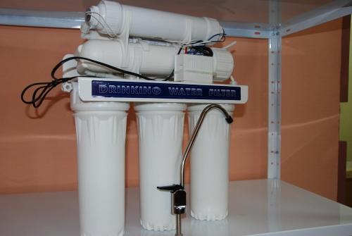 АКЦИЯ - РАСПРОДАЖА! Система ультрафильтрации воды - 6 ступенчатая очистка