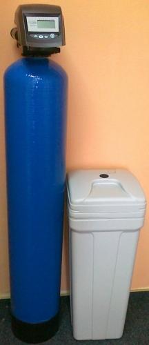 АКЦИЯ!!! Система очистки воды (обезжелезивание/умягчение, производительность 1,3-1,5 м3/час)