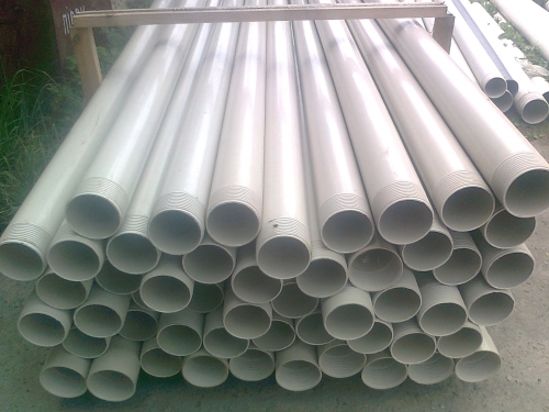 Акция! Только марте 2012 г. труба обсадная для скважин резьбовая диаметром 125 мм по цене-75гр. м/п.