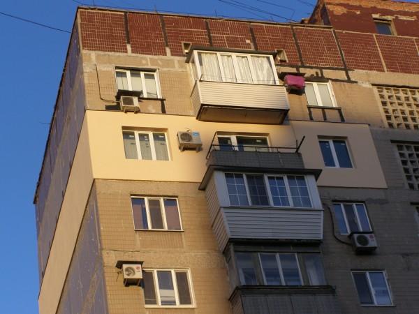 Акция! Утепление стен квартир снаружи в Донецке и Макеевке.