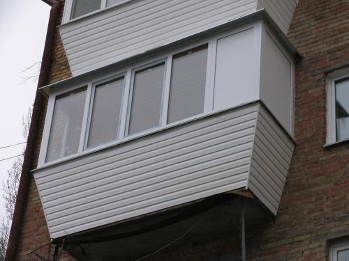 Акция!!Балкон под ключ от (а до я) за 3-4дня Наши цены всегда приемлемы!!!