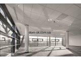 Фото  1 Акустическая плита подвесного потолка Альфа/Thermatex Alpha AMF Board 2298500