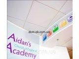 Фото  3 Акустическая плита подвесного потолка Альфа/Thermatex Alpha AMF Board 2298500