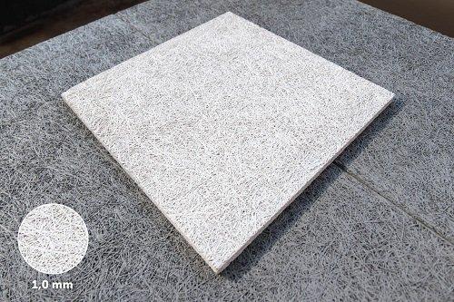Фото  1 Акустический материал для потолка CEWOOD 2400х600х15мм 2063220