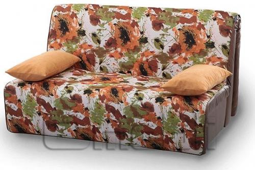 Акварель Аккордеон диван Ткань Акварель микс A32143